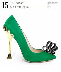 shoes page a day gallery calendar 2016 workman publishing