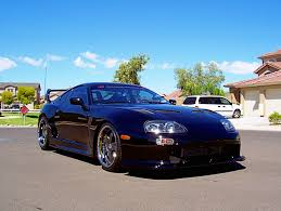 toyota supra modified toyota supra this is just one of those cars that are rock solid