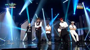 bts dope 150703 kbs music bank video dailymotion