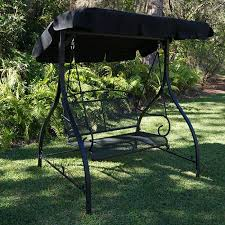 exceptional patio swing set 15 metal patio swings with canopy