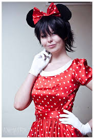 Buy Glam Red Minnie Costume by Mrs Mouse By Densha Otoko Jpg 553 820 Minnie Mouse Cosplay