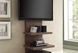 table startling tv stands with mount on wheels prodigious
