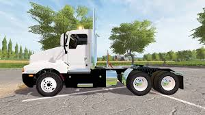 2017 kenworth t600 oversize load for farming simulator 2017