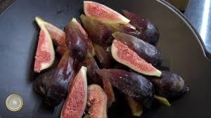 cuisiner les figues comment cuisiner les figues avec le chef christian le squer