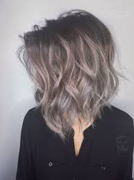 medium length hair with ombre highlights 25 exciting medium length layered haircuts page 2 of 13