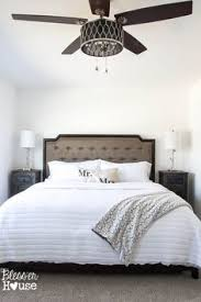 bedroom fans hunter camille 52 in brushed chrome indoor ceiling fan ceiling