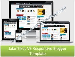 theme line jalan tikus kompi males responsive blogger template more template visit http