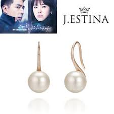 j estina earrings jestina oh silver pearl earring that winter the wind blows