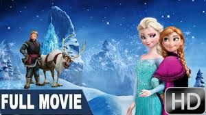film frozen hd game inspired disney frozen anna and elsa princess for kids youtube