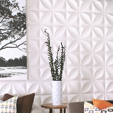 White Wall Paneling by Modern Furnishings 3d Wall Panels Dimensional Walls