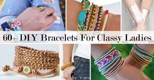 How To Make Bohemian Jewelry - jewelry making ideas 60 diy bracelets for classy ladies u2013 cute