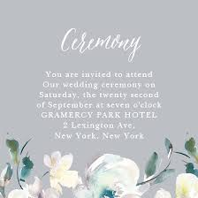 Reception Cards Wedding Reception Cards And Wedding Ceremony Cards By Basic Invite