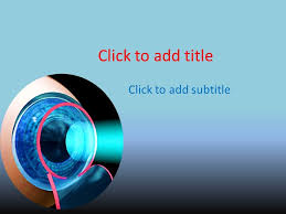 free ophthalmology powerpoint template download youtube