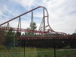 maverick at cedar point another one of my favorite rides it is