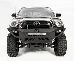 toyota tacoma front bumper guard fab fours tt12 d1651 1 vengeance front bumper with no guard toyota