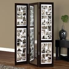 memories photo frame privacy screen room divider photo frame