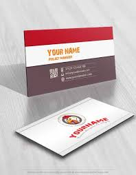 How To Do Business Cards Exclusive Logos Chicken Logo Free Business Card