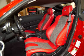 Car Upholstery Installation Diy 350z Custom Upholstery Seat Cover Replacement Part 6