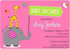 custom baby shower invitations 365greetings