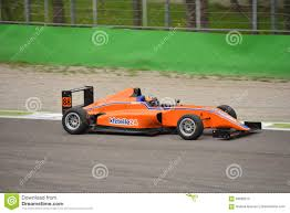 formula 4 car formula 4 car test at monza editorial image image 69590215