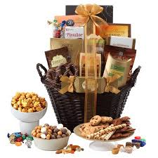 gourmet gift baskets broadway basketeers gourmet gift basket walmart