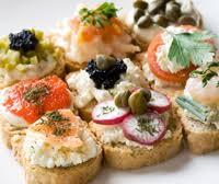 id e canap ap ritif toasts et canapés apéritifs pour noel et le jour de l an cuisine