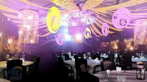 decoration annee 80 organisation soirée à thème