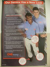 Comfortable Dress Code Old Cvs Dress Code These Dress Code Posters Were Sent Out U2026 Flickr