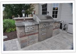 small outdoor kitchen u2013 home design and decorating