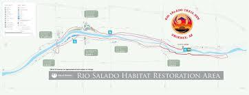 Phx Map Rio Salado Trail Run Riosaladotrailrun Com Phoenix Arizona