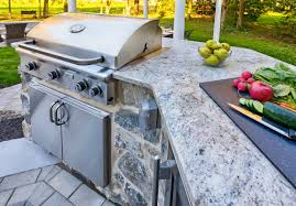 outdoor kitchen countertops ideas outdoor kitchen countertop details materials and ideas to ponder