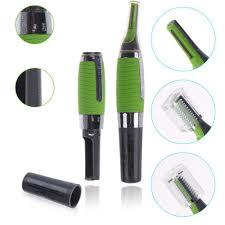 Alat Cukur alat cukur elektrik untuk kumis bulu rambut halus aman tidak