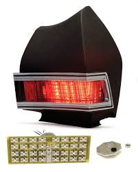 dakota digital led tail lights 1968 chevy chevelle led tail lights dakota digital lat nr180