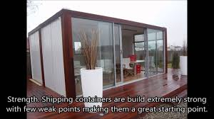 steel container homes build a container home plus 101 youtube