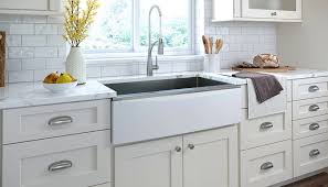 how to install farm sink in cabinet steps on how to install a farmhouse or apron front sink