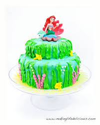 mermaid birthday cake mermaid birthday cake livin the pie livin the