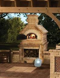 Build Brick Oven Backyard by Thinking Of This Kind Of Outdoor Kitchen For The New House Like