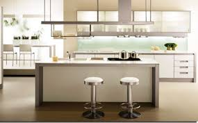 kitchen white kithen table white bar stools electric stove