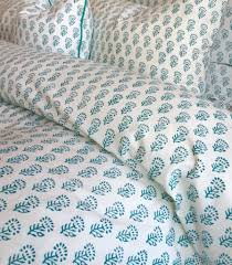 best of etsy block print linens by kaurture inc the neo trad