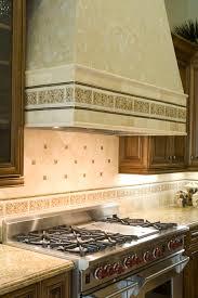 Kitchen Backsplash Travertine Kitchen Design Travertine Backsplash Ideas Kitchen Listello