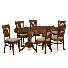 dining room minimalist hokku designs carmilla 7 piece dining set