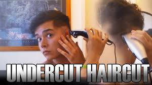 modified crew cut hairstyle diy haircut tutorial youtube