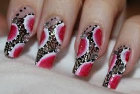 elegant one stroke floral nail art lucys stash one stroke flower