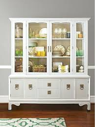 corner china cabinet interesting china hutch cabinet a from an