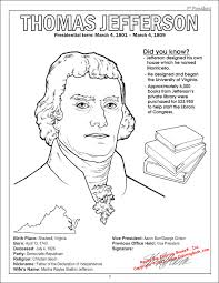 thomas jefferson coloring 71 coloring