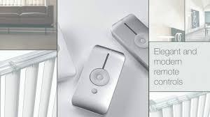 elegant and modern motorized vertical blinds youtube