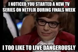 You Think Meme - finals week sucks but these 10 memes make it better