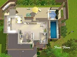 mod the sims the not so big house