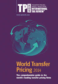 international tax review world transfer pricing 2014