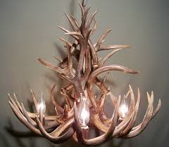 Antler Chandelier Home Depot Lamp Elk Antler Chandelier Deer Antler Light Fixtures Antler